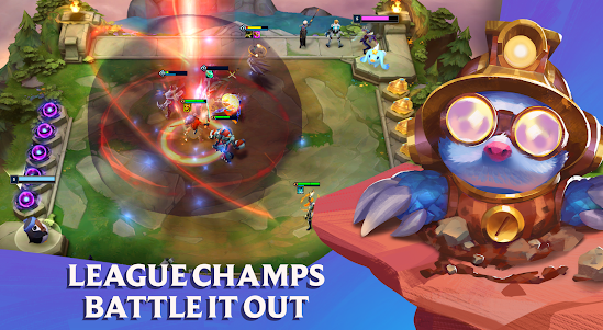 teamfight tactics mobile